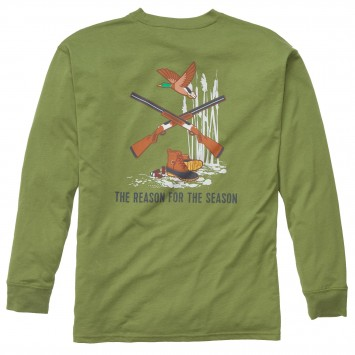 Reason For The Season: Cedar Long Sleeve